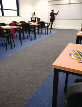 Carpets for Schools, Carpets for Schools